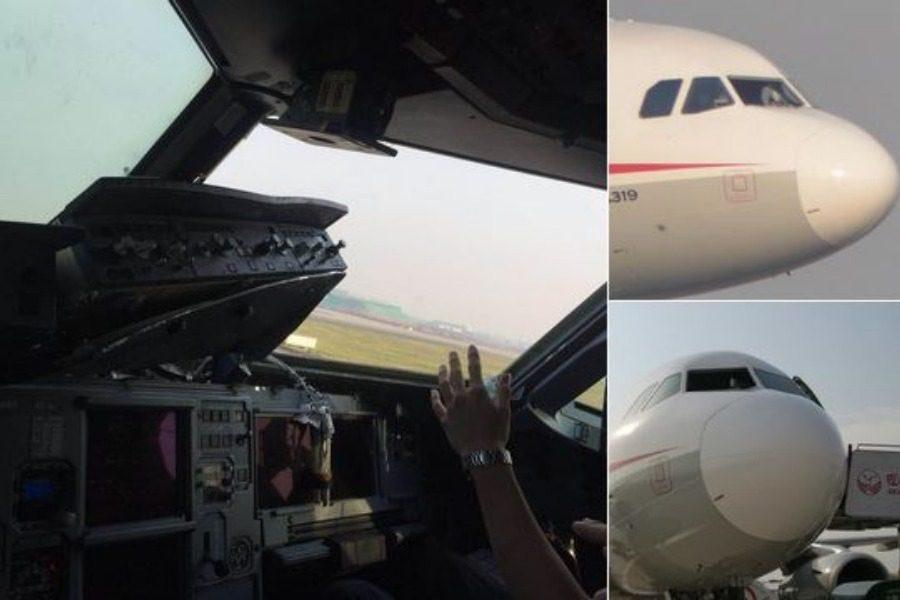 Φρίκη στον αέρα για επιβάτες αεροπλάνου