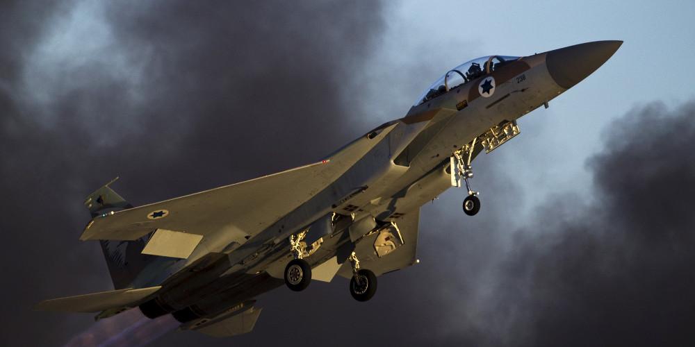 Το Ισραήλ βομβάρδισε στρατιωτικούς στόχους στη Συρία