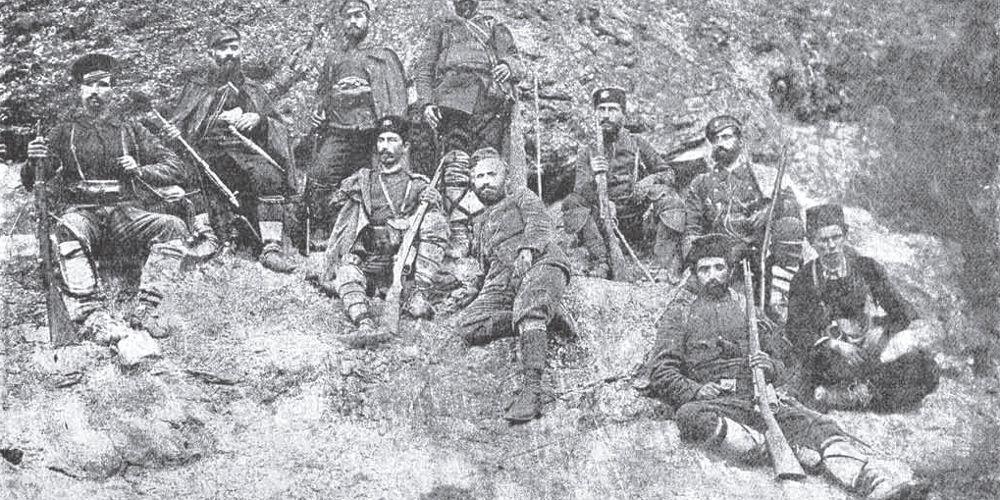 Σκοπιανό: Η εξέγερση του Ίλιντεν που θέλουν να εντάξουν τα Σκόπια στο όνομα