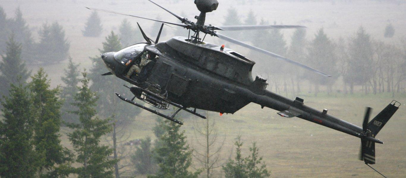 Ο Π. Καμμένος προανήγγειλε την έλευση των OH-58D Kiowa Warrior: «Τα 60 από τα 70 ελικόπτερα θα είναι επιχειρησιακά»