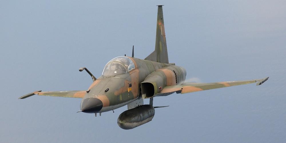 Συνετρίβη μαχητικό αεροσκάφος στο Ριο Ντε Τζανέιρο