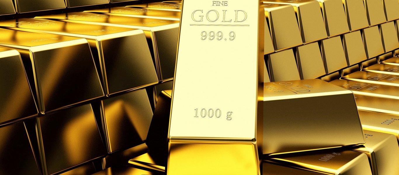 Σε Ελβετία και Βρετανία μεταφέρει δεκάδες τόνους χρυσού που φύλασσε στις ΗΠΑ η Τουρκία