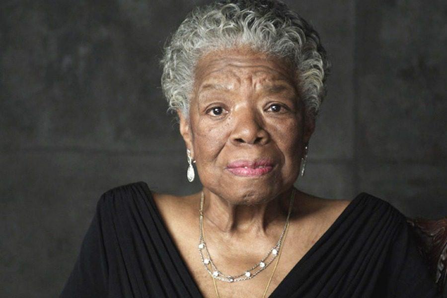 10 σοφά αποφθέγματα της Maya Angelou