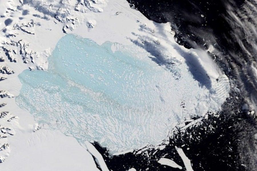 Έσπασε γιγάντιο παγόβουνο στην Ανταρκτική, 4 φορές μεγαλύτερο από το Λονδίνο