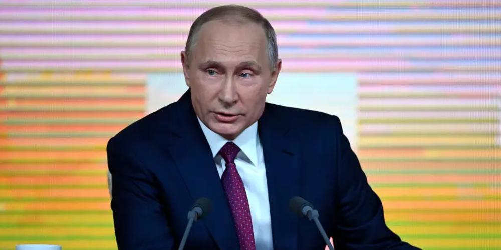 56e861ec8c2 Πούτιν: Να εγκαταλείψει πλήρως όλα τα πυρηνικά όπλα η Βόρεια Κορέα ...