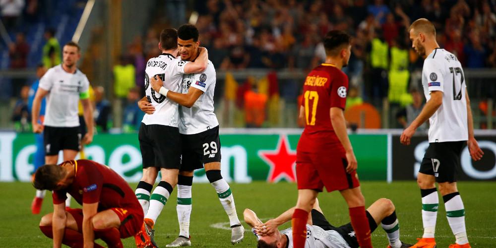Στον τελικό η Λίβερπουλ, η Ρόμα τη νίκη με 4-2