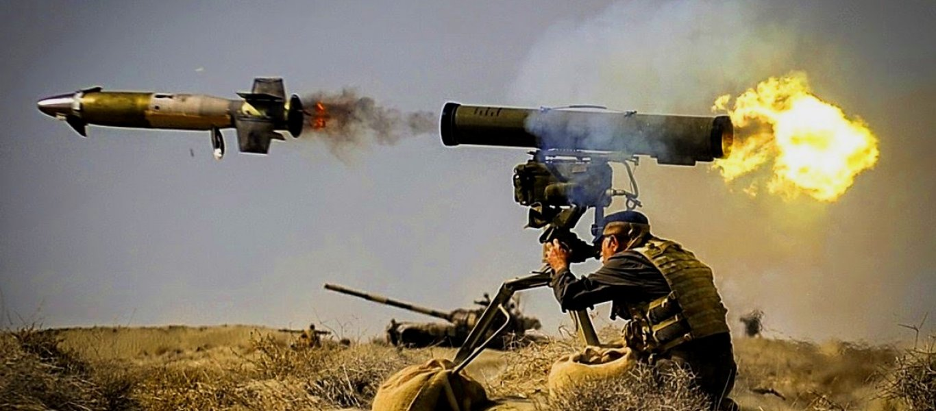 Οι Ιρανοί κτύπησαν το Ισραήλ με Kornet-E & ρουκέτες – Φλέγεται το Γκολάν – Το Ισραήλ βομβαρδίζει την Δαμασκό
