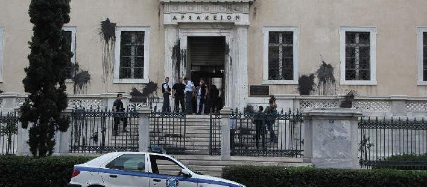 ΣτΕ: «Συλλάβετε επιτέλους τα μέλη του Ρουβίκωνα – Μας οδηγούν σε πρωτόγονες κοινωνίες»