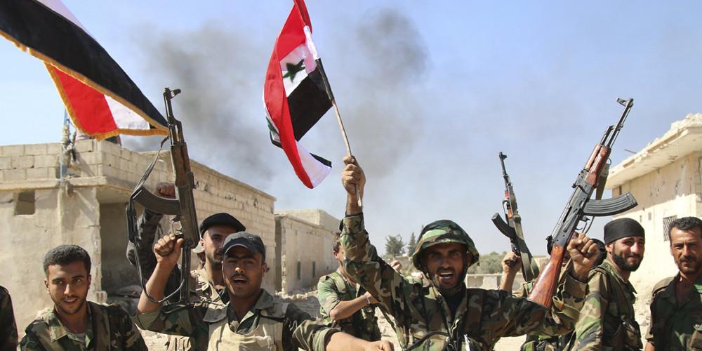 Νεκροί τέσσερις Ρώσοι στρατιωτικοί και σαράντα τρεις αντάρτες στη Συρία