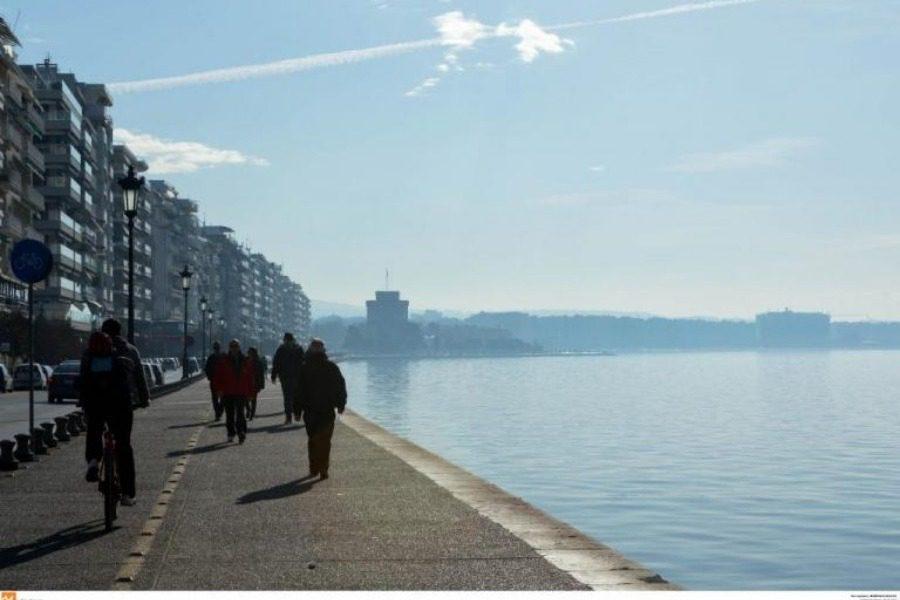 Θεσσαλονίκη: Μαθήματα αυταπάρνησης από 20χρονο