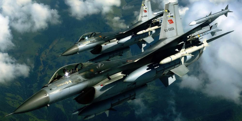 Αερομαχία ελληνικών – τουρκικών μαχητικών πάνω από το Αιγαίο – 28 παραβιάσεις
