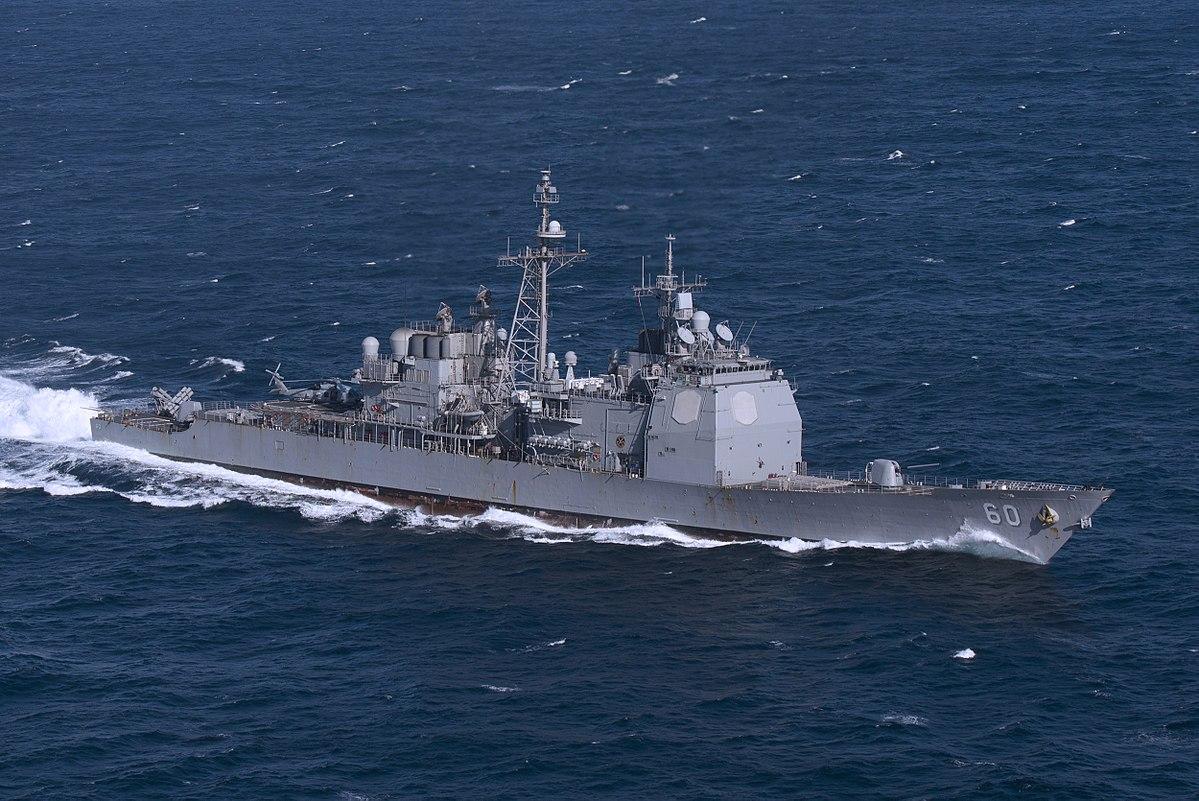 Ακροβολίζεται ο Αμερικανικός στόλος στο Αιγαίο: Αντιαεροπορική ασπίδα με τρομερή δύναμη πυρός από Σούδα μέχρι Πειραιά