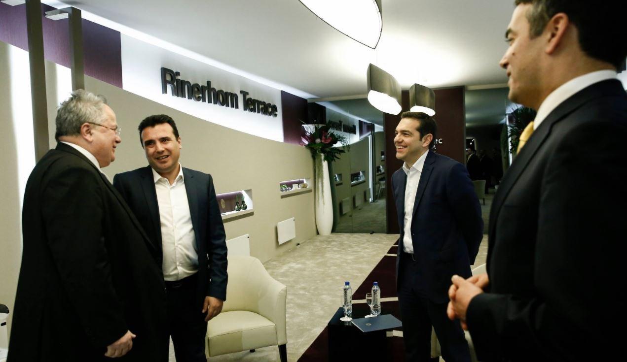 ΕΚΤΑΚΤΟ – ΗΠΑ σε Ελλάδα για Σκόπια: «Προχωρήστε σε συμφωνία με το όνομα Μακεδονία του Ίλιντεν» – Στο «μενού» η Τουρκία
