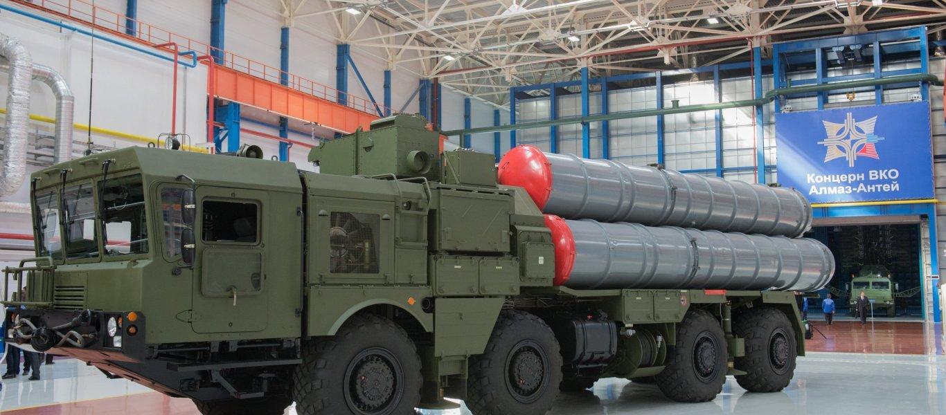 Σε 12 μήνες παραδίδονται οι S-400 στηv Τουρκία – Η πρώτη φωτό των τουρκικών συστημάτων από την γραμμή παραγωγής