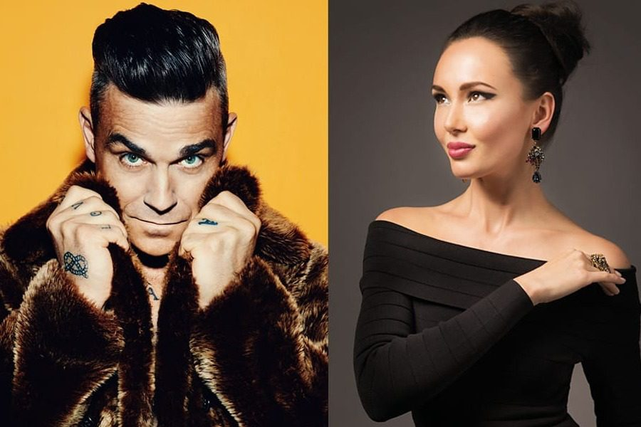 Μουντιάλ 2018: Robbie Williams και Aida Garifullina θα τραγουδήσουν στην τελετή έναρξης