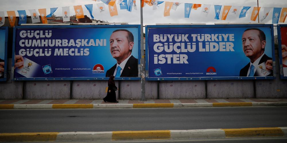 Τουρκικές εκλογές: O Ερντογάν δεν νιώθει άτρωτος – Τα σενάρια για την επόμενη μέρα