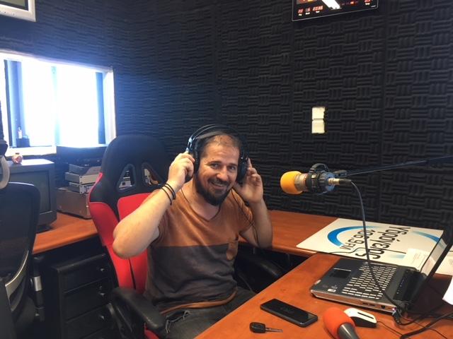 Τα ΣΤΡΑΤΑΚΙΑ στα Studio του Υδρόγειος 106,9!!!