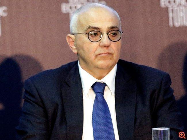 Αποχωρεί από τη Eurobank ο Ν. Καραμούζης – Παραμένει Πρόεδρος του ΔΣ μέχρι και τον Μάρτιο του 2019
