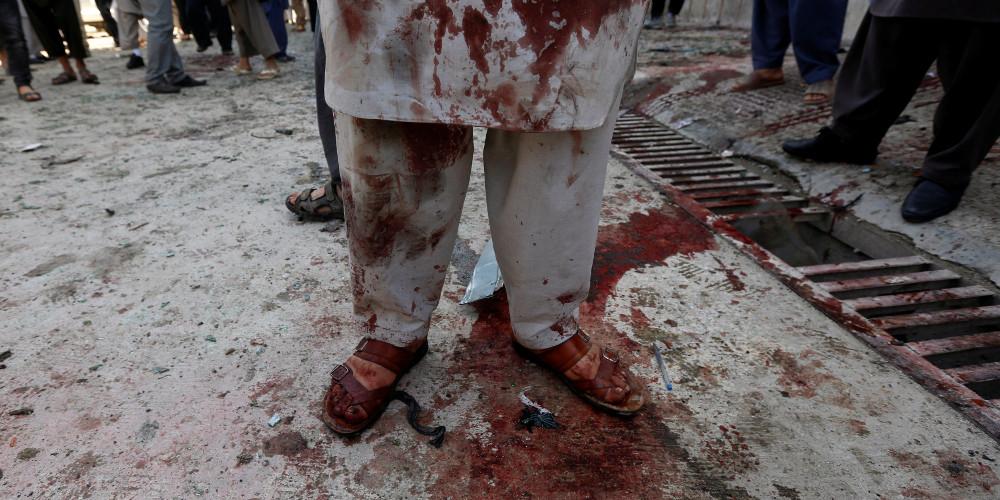 Τουλάχιστον 20 νεκροί από έκρηξη σε εκδήλωση για τη λήξη του Ραμαζανιού στο Αφγανιστάν