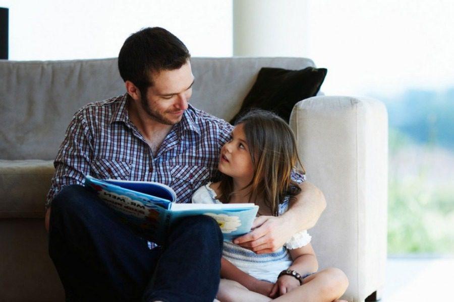 Tα 6 χαρίσματα που πρέπει να έχει ένας καλός μπαμπάς