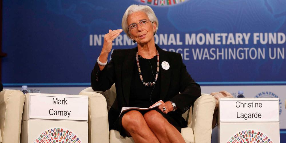 ΔΝΤ: Ο μισός πλανήτης ζητά διάσωση