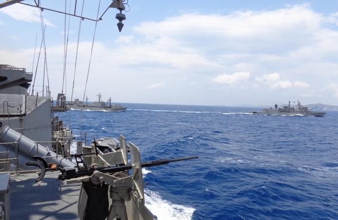 Ξέσπασε η «Καταιγίδα»: Απλώνεται ο Στόλος στο Αιγαίο – Ισχυρό μήνυμα στην Τουρκία και στα «γεράκια» της Αγκυρας