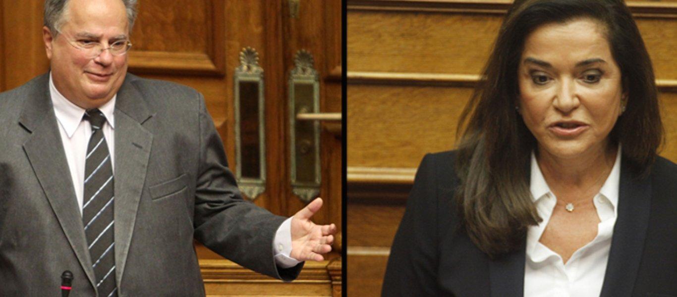 Ενταση στη Βουλή μετά τις αποκαλύψεις Ν.Μπακογιάννη για την θητεία του ΥΠΕΞ Ν.Κοτζιά ως «πράκτορα της Στάζι»