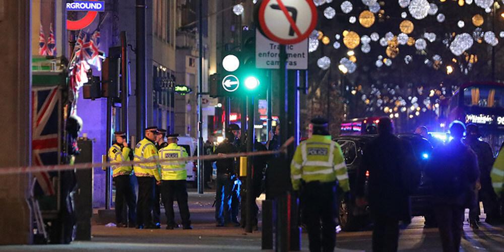 Συνελήφθη ο άνδρας που ισχυριζόταν ότι μετέφερε βόμβα σε σταθμό τρένου στο Λονδίνο