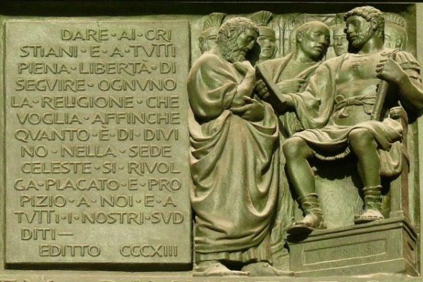 Το διάταγμα που «γέννησε» την Βυζαντινή Αυτοκρατορία