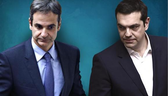 Δημοσκόπηση Pulse: Διευρύνεται το προβάδισμα της ΝΔ στις 11,5 μονάδες – Απογοήτευση των πολιτών για Σκοπιανό και Eurogroup