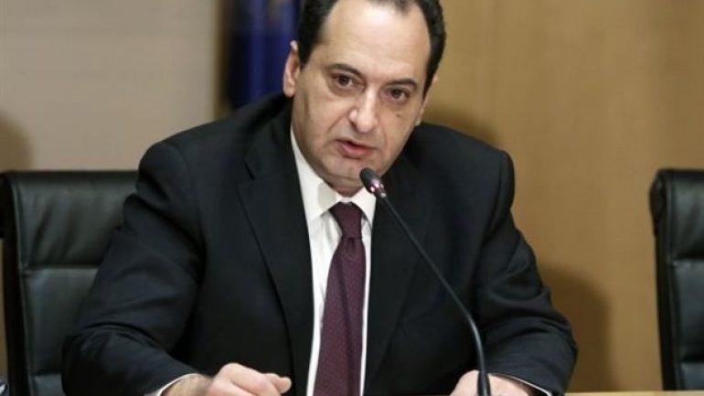 Ο κ. Σπίρτζης ήταν προγραμματισμένο να βρεθεί σήμερα στην Κρήτη