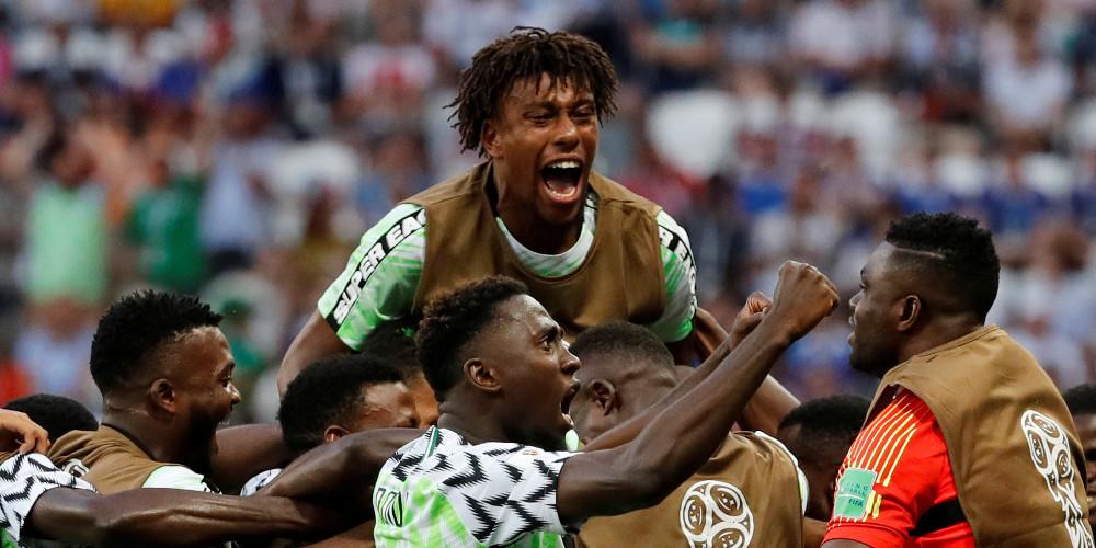 Μουντιάλ 2018: «Φωτιά» έβαλε η Νιγηρία με το 2-0 επί της Ισλανδίας