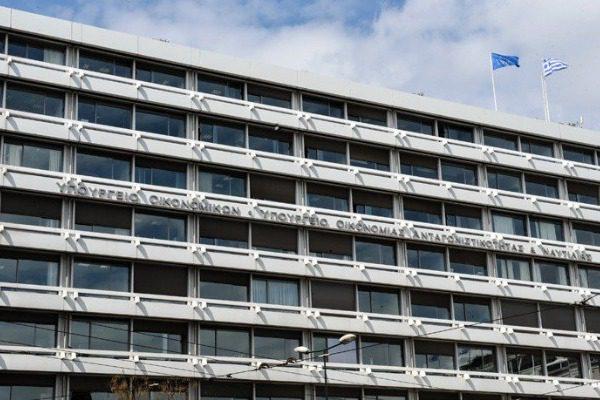 Πρωτογενές πλεόνασμα ύψους 1,539 δισ. ευρώ παρουσίασε ο προϋπολογισμός