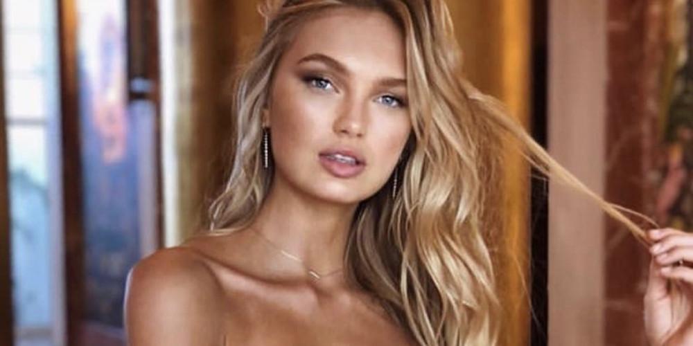 Η Ρομέ Στριντ είναι το ανερχόμενο μοντέλο της Victoria Secret [εικόνες]