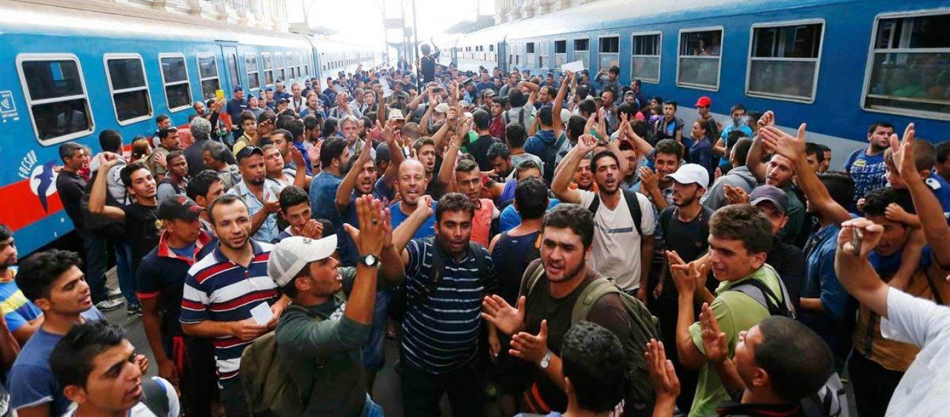 «Επαναστατεί» όλη η Ευρώπη για το φαινόμενο της παράνομης μετανάστευσης: «Ως εδώ», λένε