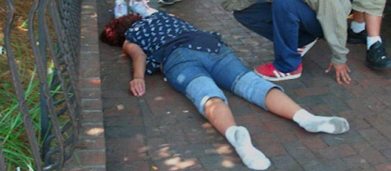 Γυναίκα τραυματίστηκε βαριά στο κεφάλι από αστυνομικούς στο Πισοδέρι – Μεταφέρθηκε στην Καστοριά