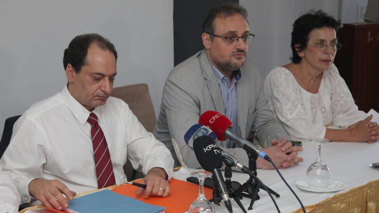 Χ. Σπίρτζης από Ηράκλειο: Αναπτυξιακή και κοινωνική ανάγκη για την Κρήτη ο ΒΟΑΚ