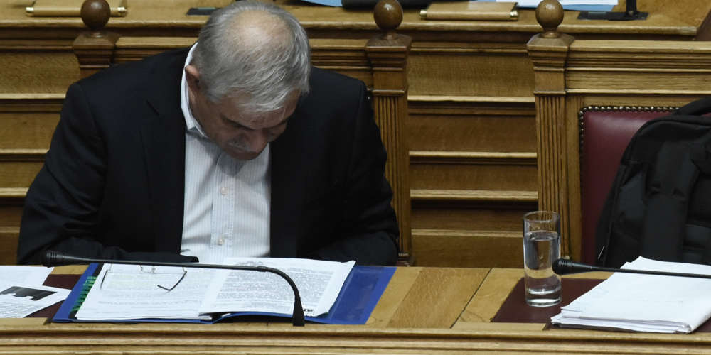 Χαμός στην Βουλή για την εγκληματικότητα στα Εξάρχεια – Στο στόχαστρο ο Τόσκας