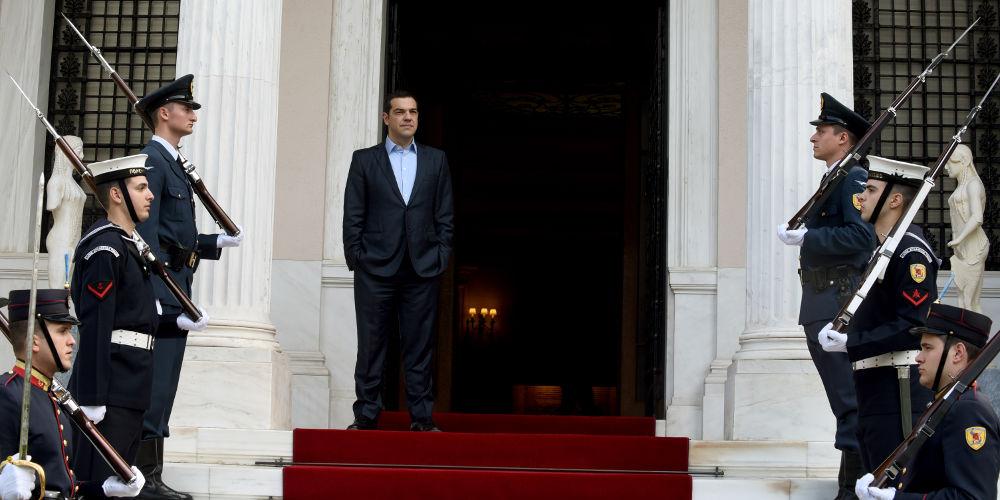 Τσίπρας στη Die Welt για δημοψήφισμα: Αν ήξερα τι θα συμβεί δεν θα το έκανα