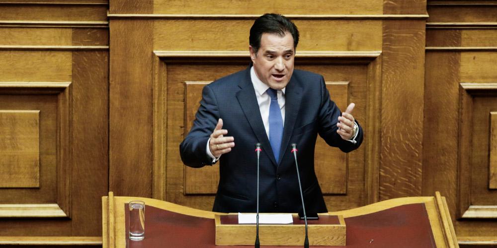 «Καταπέλτης» ο Γεωργιάδης: Η ιστορία θα γράψει ποιοι παρέδωσαν τη Μακεδονία