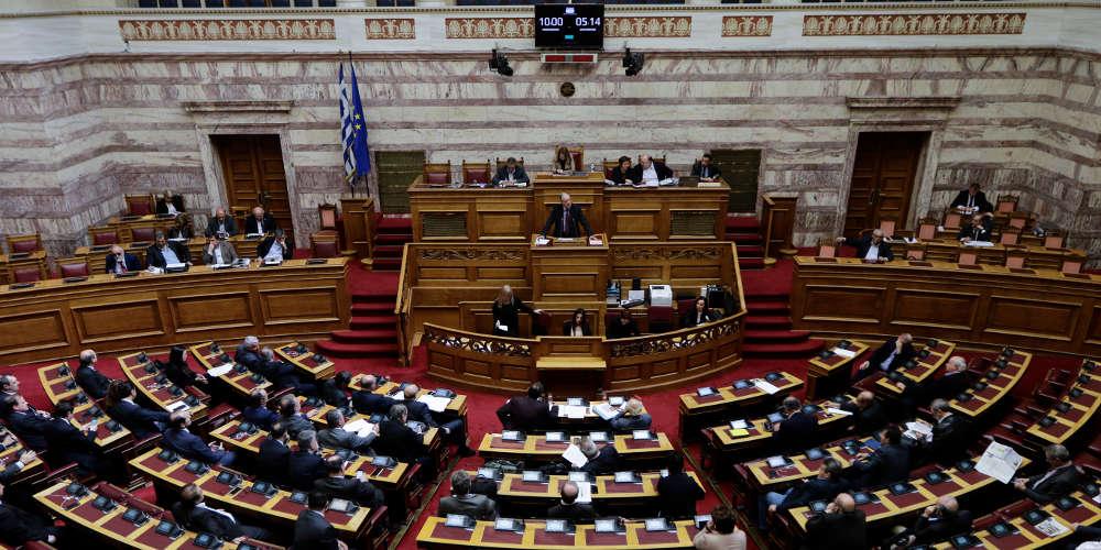 Δείτε live την «μάχη» στην Βουλή για το Σκοπιανό: Σε εξέλιξη η συζήτηση για την πρόταση μομφής
