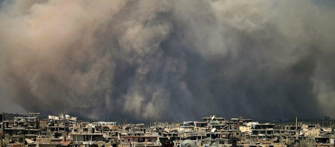 Παραδόθηκαν οι ισλαμιστές στη νότια Συρία – Ξεκινάει η μάχη της Ιντλίμπ