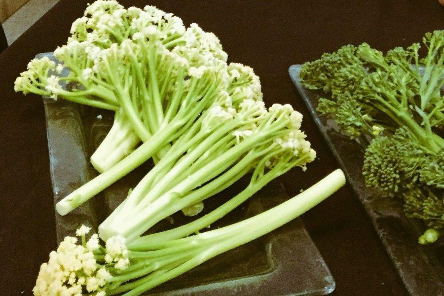 Κολιλίνι: Δείτε το νέο λαχανικό που κάνει θραύση στους food bloggers