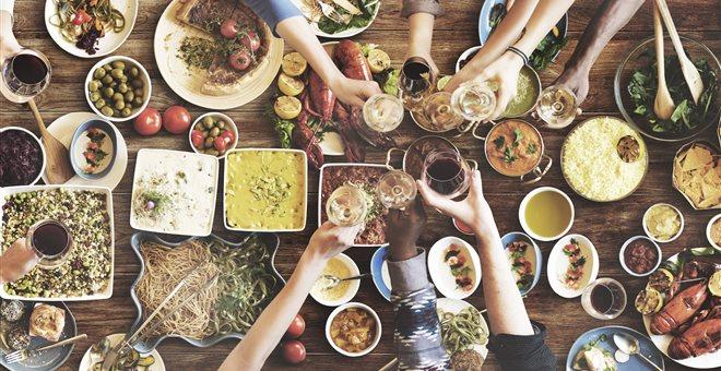 6 οφέλη της μεσογειακής διατροφής