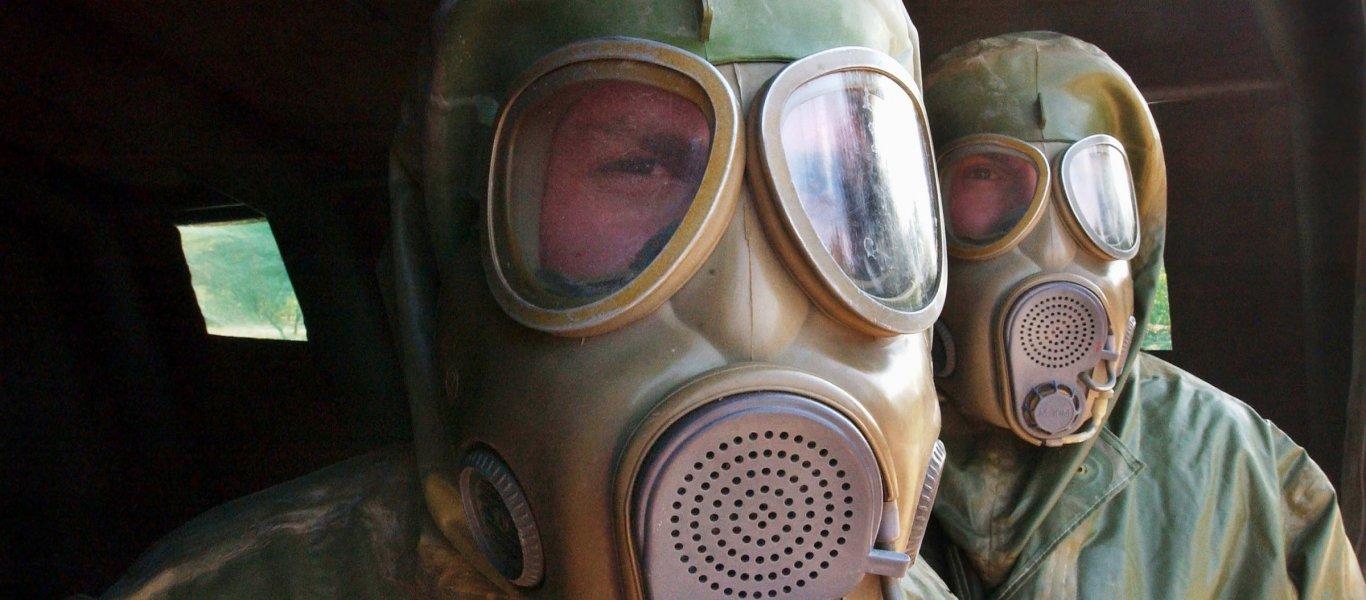 Πόρισμα για την επίθεση με χημικά στην Α.Γούτα: «Δεν έγινε καμία χρήση αερίου σαρίν»