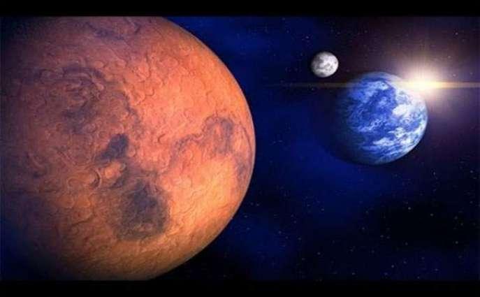 O Άρης μας πλησιάζει και φωτίζει πιο πολύ από κάθε άλλη φορά