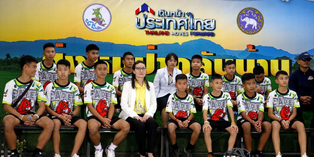 Η συγκλονιστική μαρτυρία των 12 παιδιών του σπηλαίου στην Ταϊλάνδη (video)
