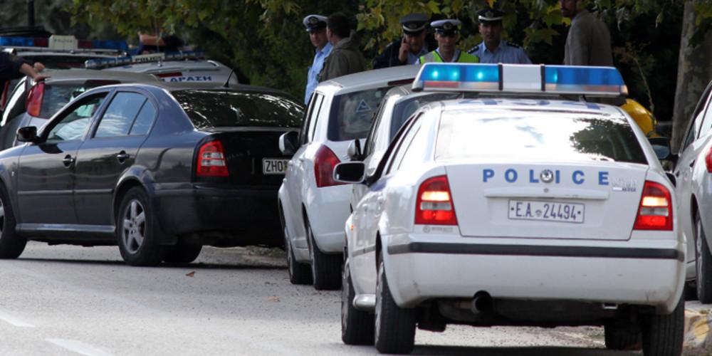 Αστυνομική επιχείρηση στην Αθήνα για την εξάρθρωση σπείρας ναρκωτικών