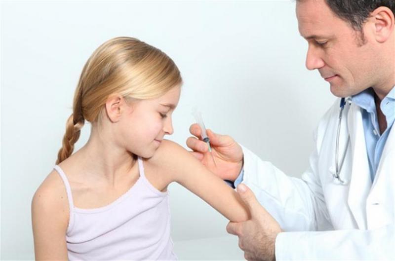 «Εμβολιαζόμαστε για την ιλαρά και προστατευόμαστε»