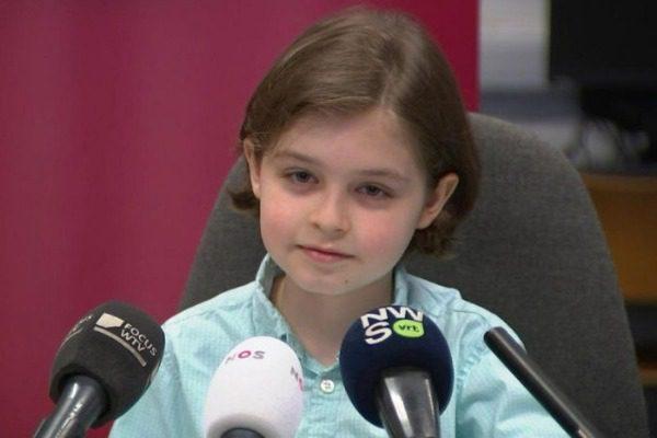 Ο 8χρονος από το Βέλγιο που ετοιμάζεται να πάει στο πανεπιστήμιο
